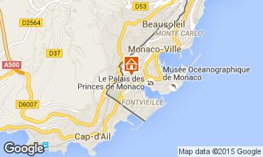 Mappa Monaco Monolocale 97091