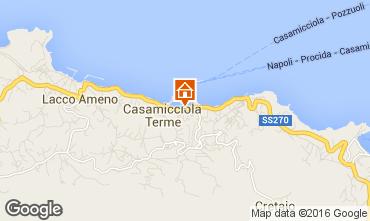 Mappa Casamicciola Terme Appartamento 42105