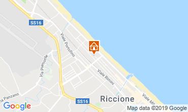 Mappa Rimini Monolocale 118433