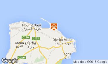 Mappa Djerba Villa  78118