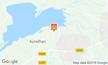Mappa Aureilhan Casa mobile 117235
