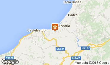 Mappa Valledoria Appartamento 76901