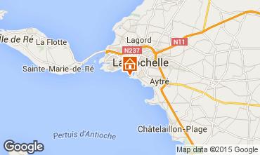 Mappa La Rochelle Appartamento 7060