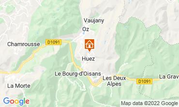 Mappa Alpe d'Huez Appartamento 82325