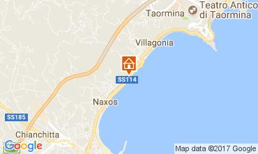 Mappa Giardini Naxos Monolocale 47573