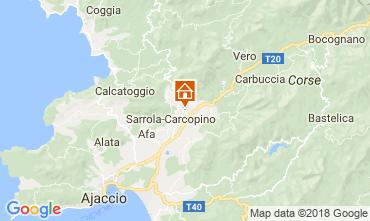 Mappa Ajaccio Casa 112239