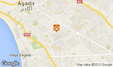 Mappa Agadir Appartamento 30413