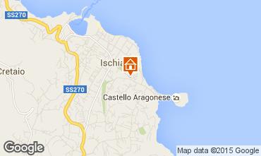 Mappa Ischia Appartamento 54979