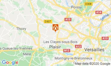 Mappa Versailles Villa  65060