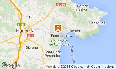 Mappa Empuriabrava Appartamento 57746