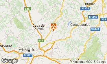 Mappa Perugia Appartamento 73510