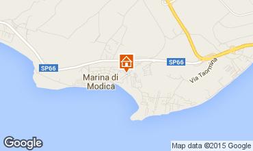 Mappa Marina di Modica Bungalow 64041