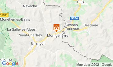 Mappa Monginevro Monolocale 89553