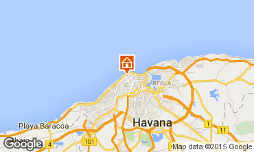 Mappa L'Avana Villa  99036