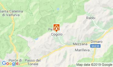 Mappa Peio (Pejo) Appartamento 99494