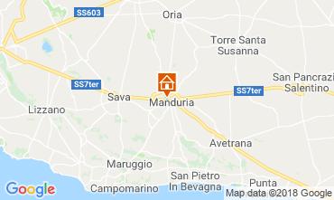 Mappa San Pietro in Bevagna Appartamento 116526