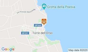 Mappa San Foca Appartamento 118770