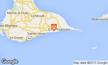 Mappa Saint Francois Appartamento 63275