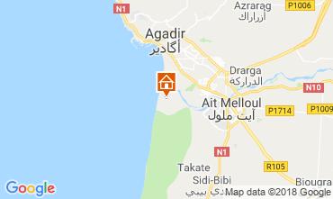 Mappa Agadir Alloggio insolito 117445