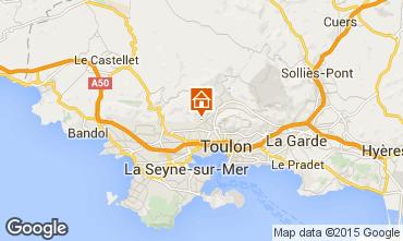Mappa Tolone Villa  94648