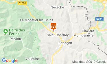 Mappa Serre Chevalier Monolocale 93627