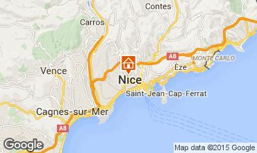Mappa Nizza Appartamento 85214