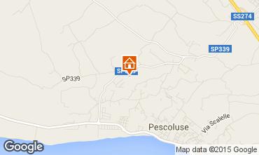 Mappa Pescoluse Villa  94326