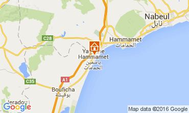 Mappa Hammamet Appartamento 9929