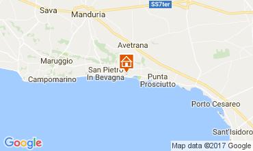 Mappa San Pietro in Bevagna Appartamento 110788
