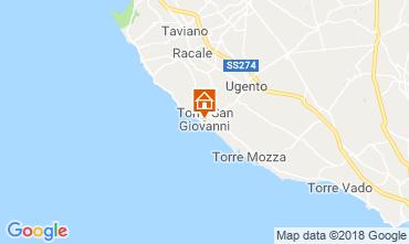 Mappa Ugento - Torre San Giovanni Appartamento 116277