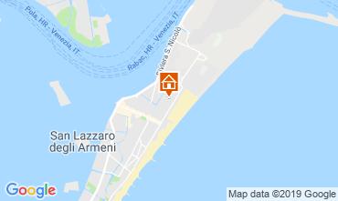 Mappa Venezia Appartamento 118126