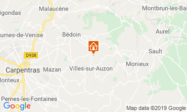 Mappa Bedoin Casa 12023
