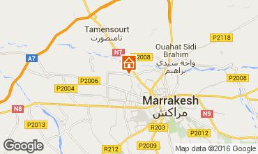 Mappa Marrakech Appartamento 89155