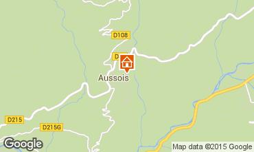 Mappa Aussois Appartamento 61857