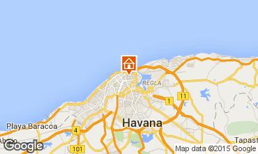 Mappa L'Avana B&B 101498