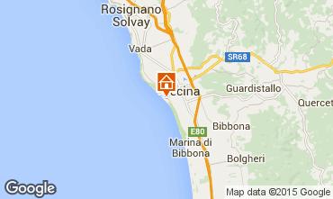 Mappa Cecina Appartamento 64166