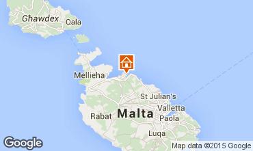 Mappa La Valletta Appartamento 94875