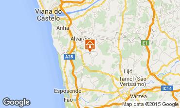 Mappa Barcelos Agriturismo 49359