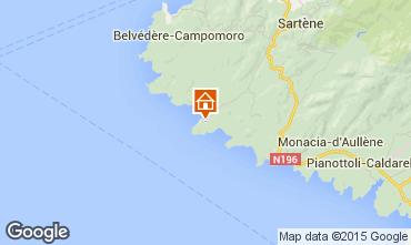 Mappa Sart�ne Villa  101984