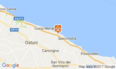 Mappa Ostuni Villa  101654