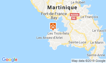 Mappa Trois Ilets Monolocale 81817