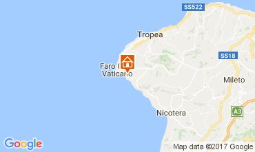 Mappa Capo Vaticano Appartamento 24768