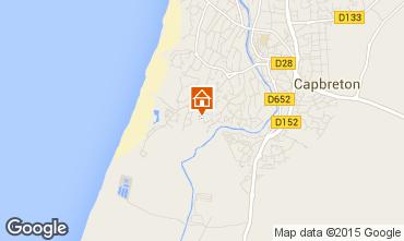 Mappa Capbreton Appartamento 39273