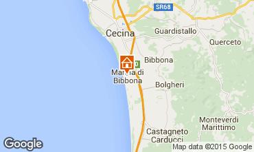 Mappa Bibbona Monolocale 81161
