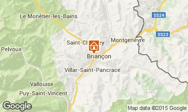 Mappa Briançon Appartamento 81119