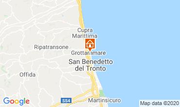 Mappa Grottammare Appartamento 83988