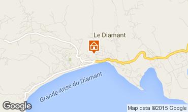 Mappa Le Diamant Appartamento 97722