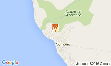 Mappa La Somone Villa  105357