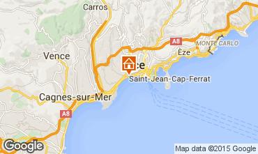 Mappa Nizza Monolocale 28371