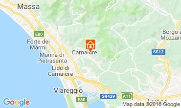 Mappa Camaiore Casa 109040
